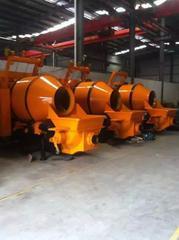 小型搅拌机地泵 小型混凝土输送泵厂家