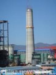 南宁烟筒新建公司《砖混烟囱建筑-锅炉房烟囱砌筑》