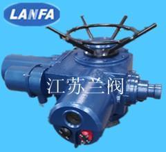 整体型调节型阀门电动装置