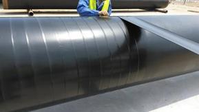 管道防腐用聚乙烯胶带冷缠带