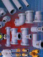 PB冷热水管路系统