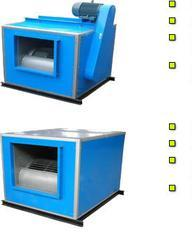 HTFC(A)型柜式离心风机(消防通风两用)