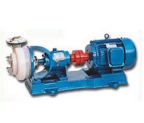 瓯北50FSB-30型氟塑料合金离心泵
