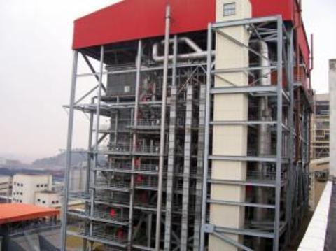 杭州厂房钢结构油漆防腐,电厂炉架钢结构除锈防腐