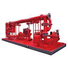 IDP智能柴油机水泵机组