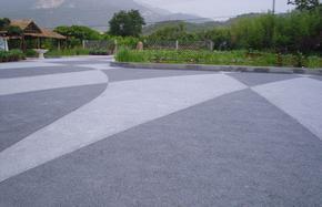 透水混凝土路面铺装材料