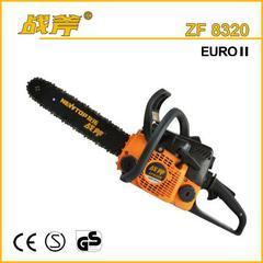 战斧zf8320 小型油锯 32cc小油锯配进口奥力根链条 伐木锯 ms180油锯