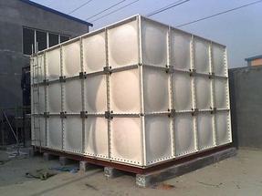 SMC玻璃钢水箱北京麒麟公司