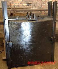 1*1米平面铸铁闸门