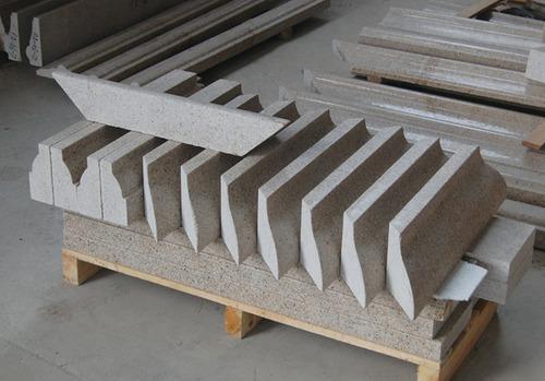 方形花岗岩柱子底座cm221 column par