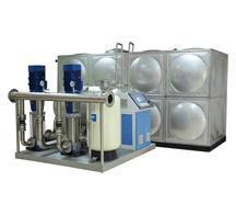 XZD箱式智能静音无负压供水设备