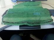 绿网袋厂家15376215698尹经理,泰安九洲绿网袋价格