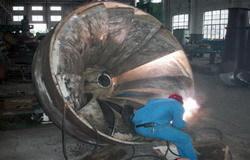 水轮机维修