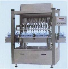 全自动小瓶灌装生产线