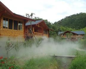 人造雾喷泉喷雾景观