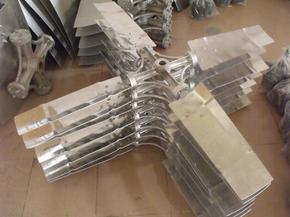 供应机翼型铝合金风机