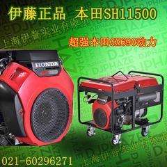 10千瓦汽油发电机SH11500