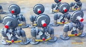 燃气调压器