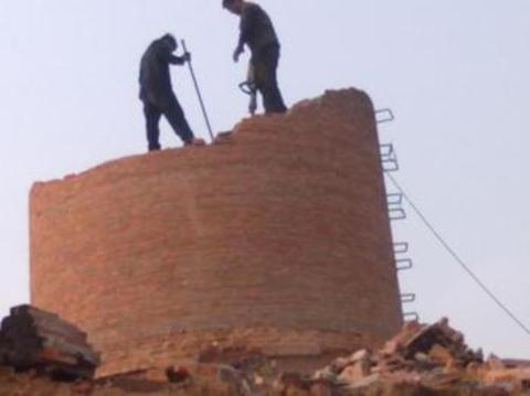 邯郸县烟囱拆除公司_CO土木在线