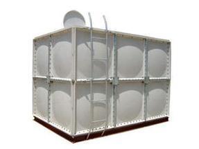组合玻璃钢水箱