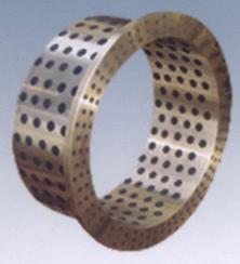 FFZ-5铜合金镶嵌固体自润滑轴承