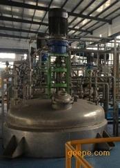 广东反应釜|佛山PU胶反应釜设备