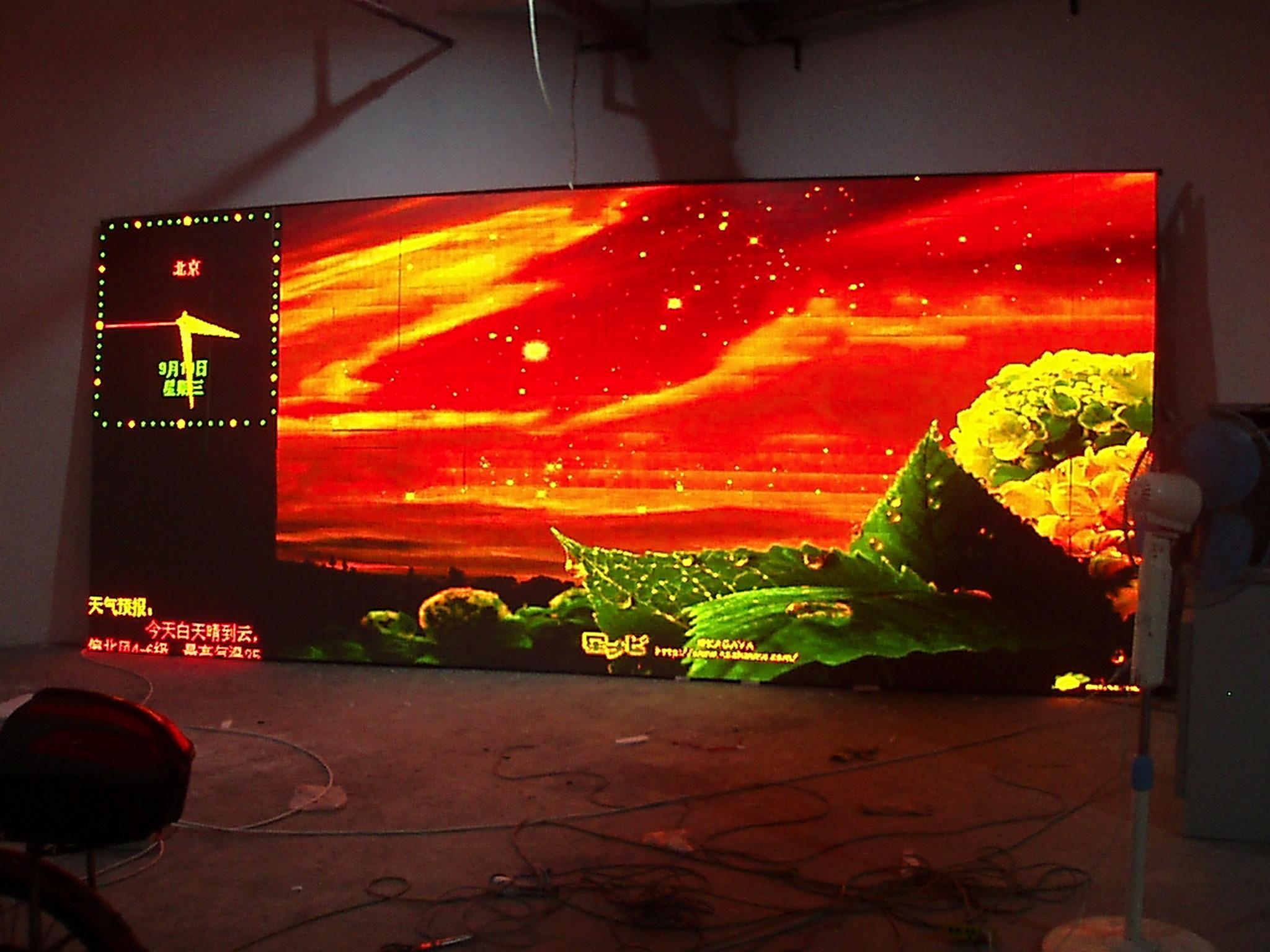 led电子显示屏_co土木在线