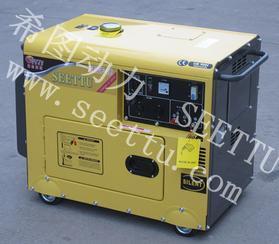 上海5KW小型柴油发电机|上海大暴雨期间应急柴油发电机