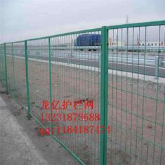 护栏网,公路围栏网,框架护栏网,绿色围栏网