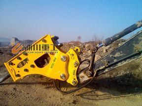 矿山破碎锤破碎器
