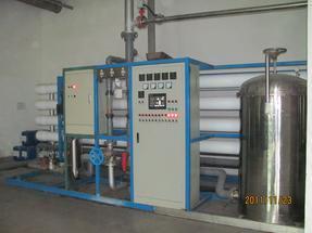 纯化水处理---四川找反渗透设备找洁明公司