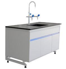 实验室钢木洗涤台