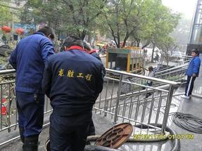 西安化粪池清理L陕西龙胜环保工程有限公司