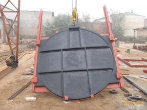 水库污水处理厂通用铸铁镶铜圆闸门渠道闸门