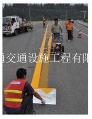 深圳道路划线找谁/深圳停车场划线多少钱