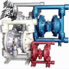 QBY第二代气动隔膜泵