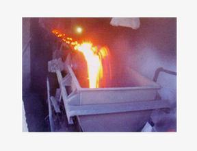 华月输送带公司生产不同类型耐高温输送带