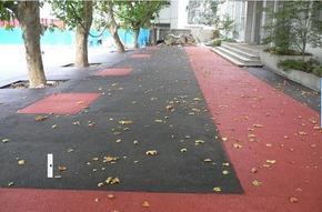 上海瑞丽彩色透水混凝土地坪直销让利