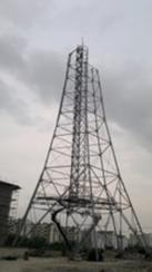 南京发射铁塔拆除