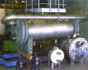 板壳式换热器 板壳式换热器厂价直销