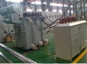 油侵式磁控电抗器ZRMCR