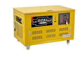 15KW静音汽油发电机厂家促销