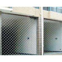 合肥门窗厂,不锈钢卷闸门,不锈钢网型门