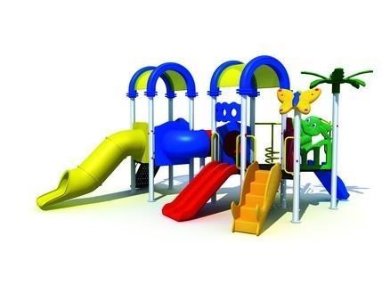 儿童游乐设施,儿童滑梯