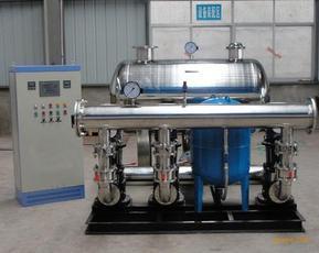 安庆全自动气压给水设备原理