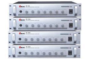 公共广播系统合并式功率放大器