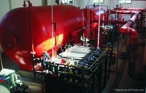 DLC气体顶压消防给水设备(新型)DLC气体顶压消防给水设备厂家