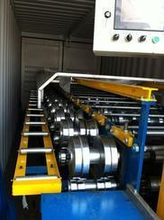 铝镁锰板压瓦机,压型机器