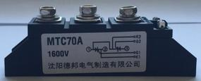 晶闸管模块MTC70A-16