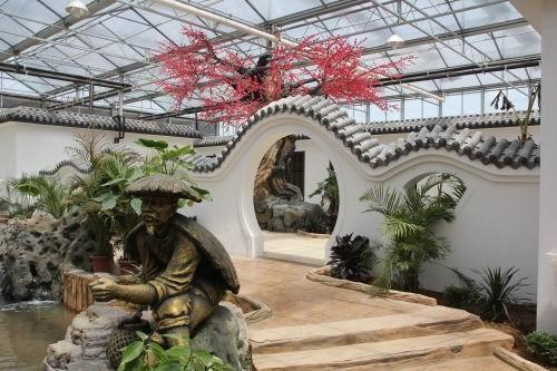 一种现代农业生态园的规划 上海方力景观工程